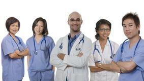 Ärzteteam Stockfotografie