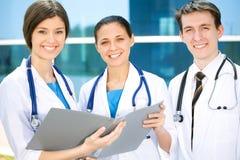 Ärzteteam Stockbilder