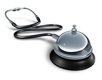 Ärztliche Bemühungen Lizenzfreie Stockbilder