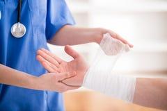 Ärztliche Bemühungen lizenzfreie stockfotografie