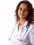Ärztliche Untersuchung Lizenzfreie Stockfotos