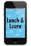 Äta lunch och lär royaltyfri fotografi