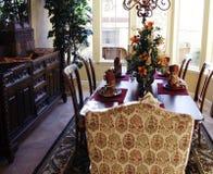 äta middag för område som är lyxigt royaltyfri bild