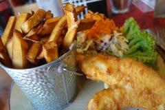 Äta som är lokalt och som är nytt Royaltyfri Bild