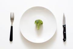 äta som är sunt Arkivbild