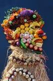 Äta som är sunt, frukter och grönsaker, Royaltyfri Fotografi