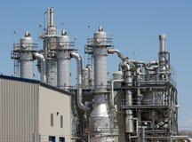 Äthanol-Anlage Lizenzfreies Stockfoto