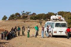 Äthiopien Stockbild