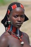 Äthiopische Leute Stockfotos