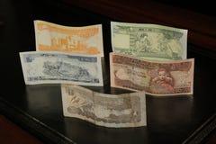 Äthiopisches Papiergeld: BIRR Lizenzfreies Stockfoto