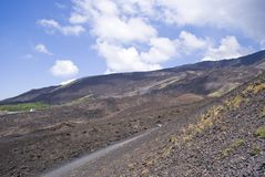 Ätna-Vulkan, Italien Lizenzfreie Stockbilder
