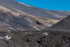 Ätna-Vulkan, Sizilien Lizenzfreie Stockfotografie