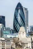 ättiksgurka london royaltyfri foto