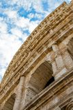 Äußeres des Colosseum, Rom, Italien Lizenzfreie Stockbilder