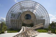 Äußeres des unzähligen botanischen Gartens Oklahoma Lizenzfreies Stockbild