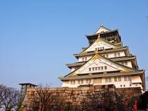 Äußeres Himeji-Schloss Stockfotografie