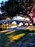 Äußeres North Carolina currituck Banken der Brücke Stockfoto