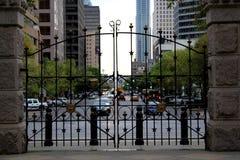 奥斯汀大厦国会大厦状态得克萨斯 免版税图库摄影