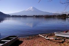 富士山-偶象日本 免版税库存图片
