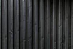 工业后勤学容器箱子的关闭从货物货物进出口的船和运输卡车 免版税库存图片