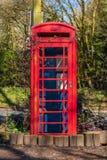 在Flixton附近,萨福克,英国,英国 免版税库存照片