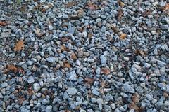 地板石渣石头 免版税库存图片