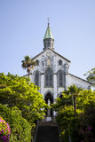 �ura Church, Nagasaki, Japan Stock Images