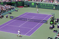 �ony Ericsson Open in Miami Stock Photography