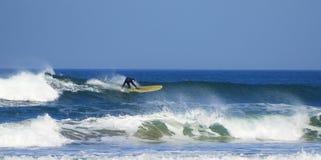 冲浪者 在Atxabiribil 库存图片