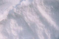 Śnieżny tekstury tła śnieg na okno Stary śnieg tło płatków śniegu biały niebieska zima fotografia royalty free