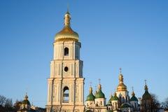 Świątobliwa Sophia katedra, Kyiv obraz stock