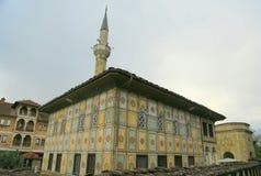 Åamija ¾, διακοσμημένο μουσουλμανικό τέμενος Μακεδονία χώρων DÅ Στοκ Εικόνα