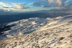 Åar山, Sharr山, Шар Ð ¿ Д аР½ иР½ а,马其顿 免版税库存照片