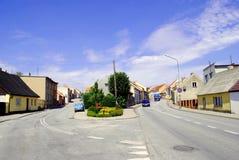 Å' erkà ³ w jest miasteczkiem w Jarocin okręgu administracyjnym, Wielki Polska Voivodeship, Polska Obraz Stock