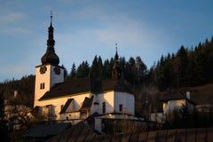 Å-pania dolina Slowakei Lizenzfreies Stockfoto