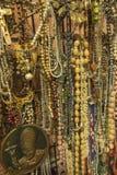Åder, ginseng och olikt utgöra för smyckengarneringar royaltyfria foton