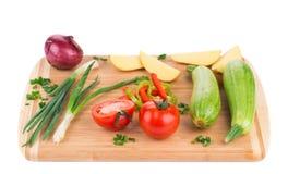 åkerbruka produktgrönsaker för ny marknad Royaltyfria Bilder