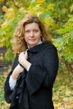 åldermittkvinna Fotografering för Bildbyråer