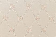 åldern som bakgrund böjer gammala wallpapers Royaltyfri Bild