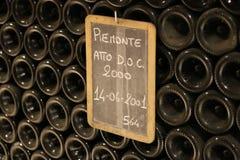 Åldras för vin Royaltyfri Bild