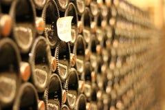 Åldras för vin Arkivbild