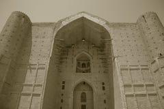 Åldrig forntida moské Arkivfoto