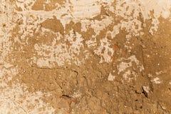 Åldrig gataväggbakgrund Arkivbild