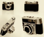 åldrig kamera Fotografering för Bildbyråer
