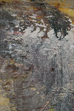 Åldrig målarfärg på för metallyttersida för grunge smutsig backgr för textur för abstrakt begrepp Royaltyfria Bilder
