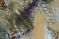 Åldrig målarfärg på för metallyttersida för grunge smutsig backgr för textur för abstrakt begrepp Arkivfoto
