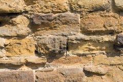 åldrig tegelstenvägg Royaltyfria Bilder