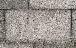 åldrig textur för bakgrundstegelstengrey Royaltyfria Foton