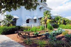 Åldrig trävagn, södra Florida Arkivbild