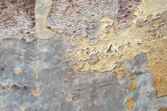 åldrig vägg royaltyfria bilder